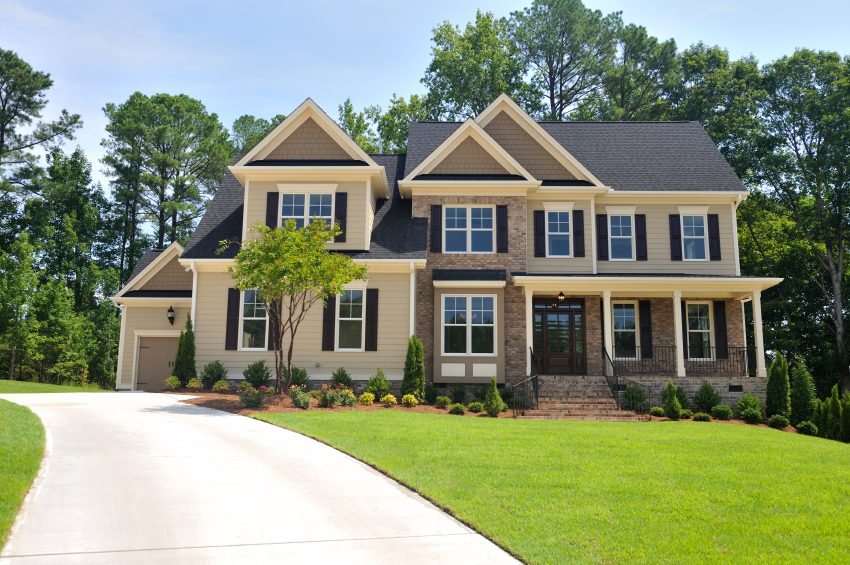 What is meant by curb appeal?