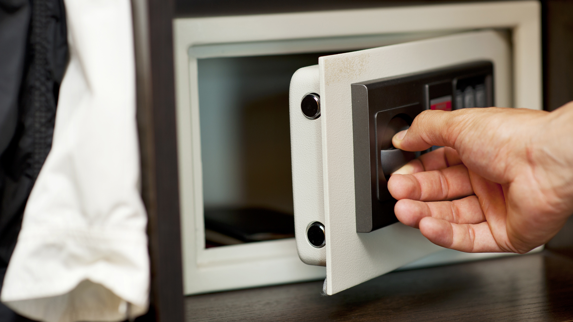 How to keep your home's valuables safe